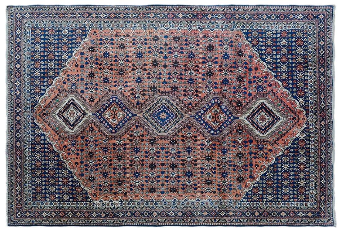 """Iranian Hand Knit Carpet """"Yalameh"""""""