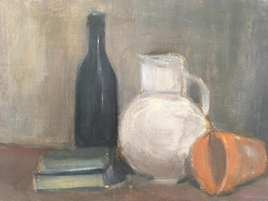 Camillo Cocchetti Still Life 1922-2010 Oil on Canvas