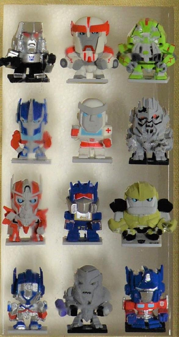Giorgio Gost, Transformers II, Toy in Resin