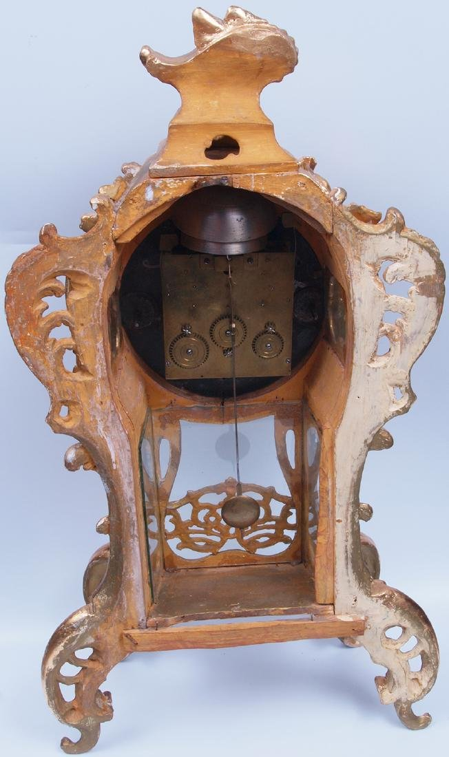 18th Century French Louis XVI Wall Clock - 4