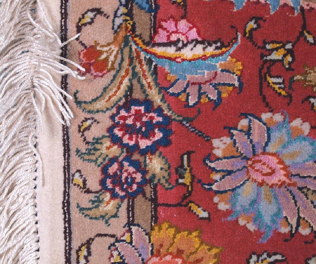 Persian 60 Raj Tabriz Carpet 7 x 4.75 FT - 7