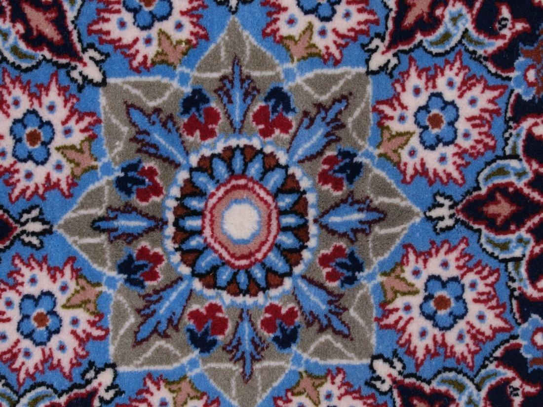 Isfahan Ghaffari Persian Rug 7.75 x 5.25 FT - 10