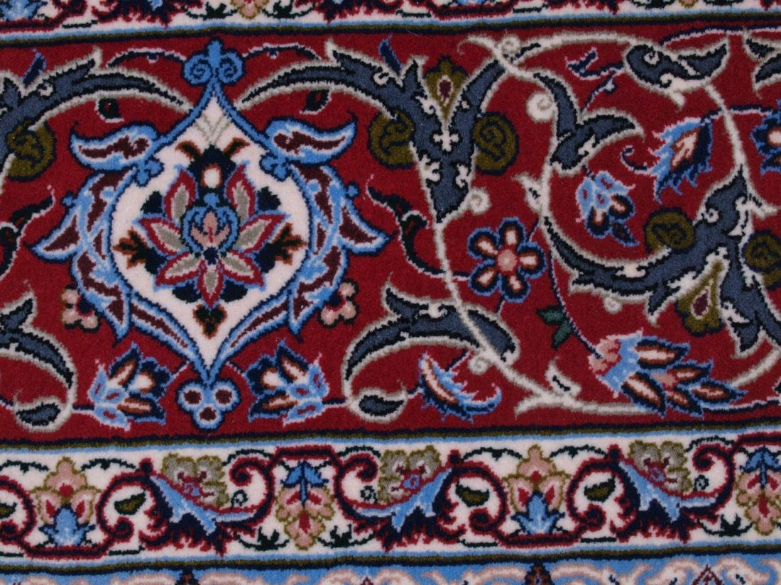 Isfahan Ghaffari Persian Rug 7.75 x 5.25 FT - 7