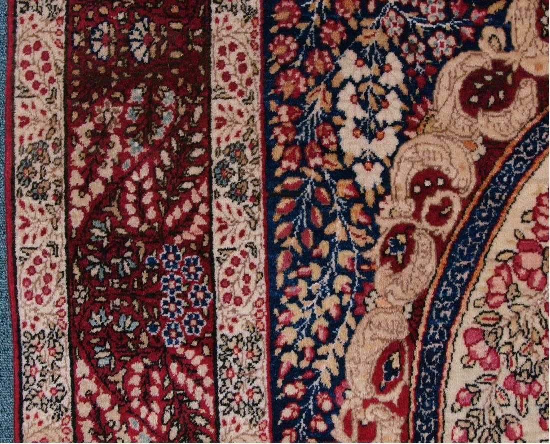 Rare Garden of Eden Carpet 7.5 x 4.25 FT - 3