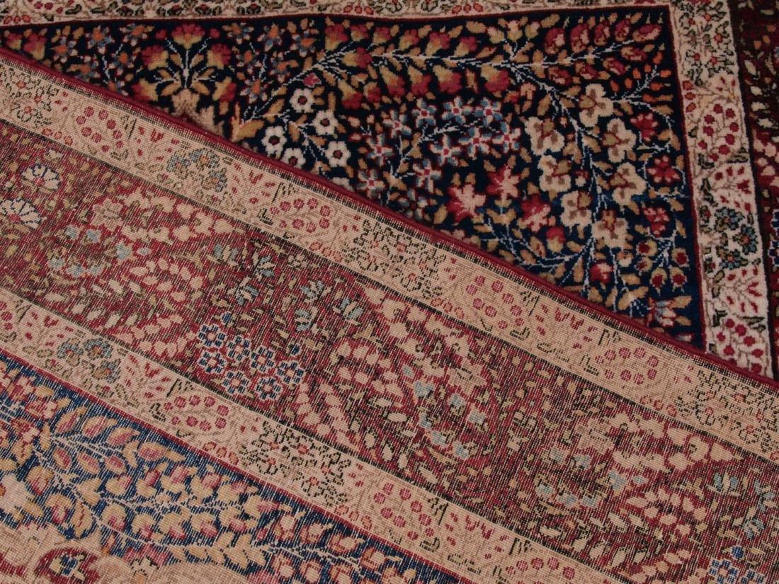 Rare Garden of Eden Carpet 7.5 x 4.25 FT - 8
