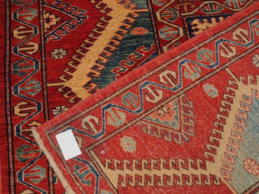 Shirvan Baft Carpet 6.25 x 4.5 FT - 2