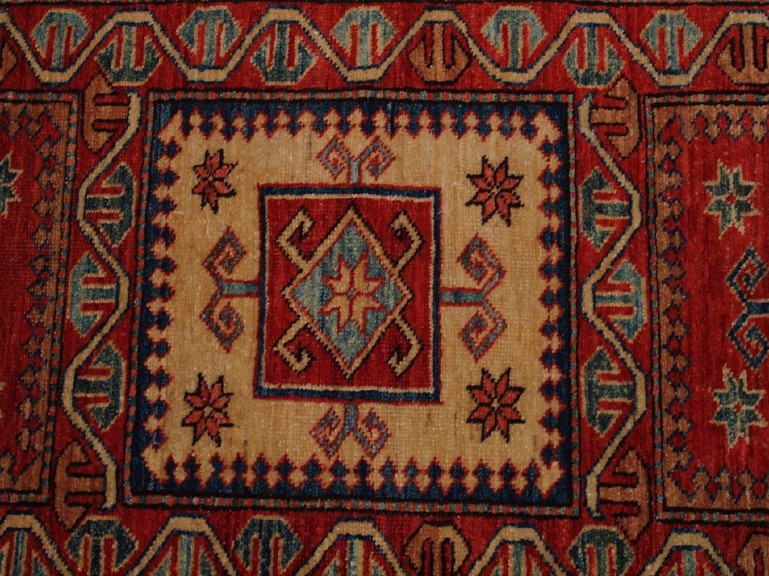 Shirvan Baft Carpet 6.25 x 4.5 FT - 3