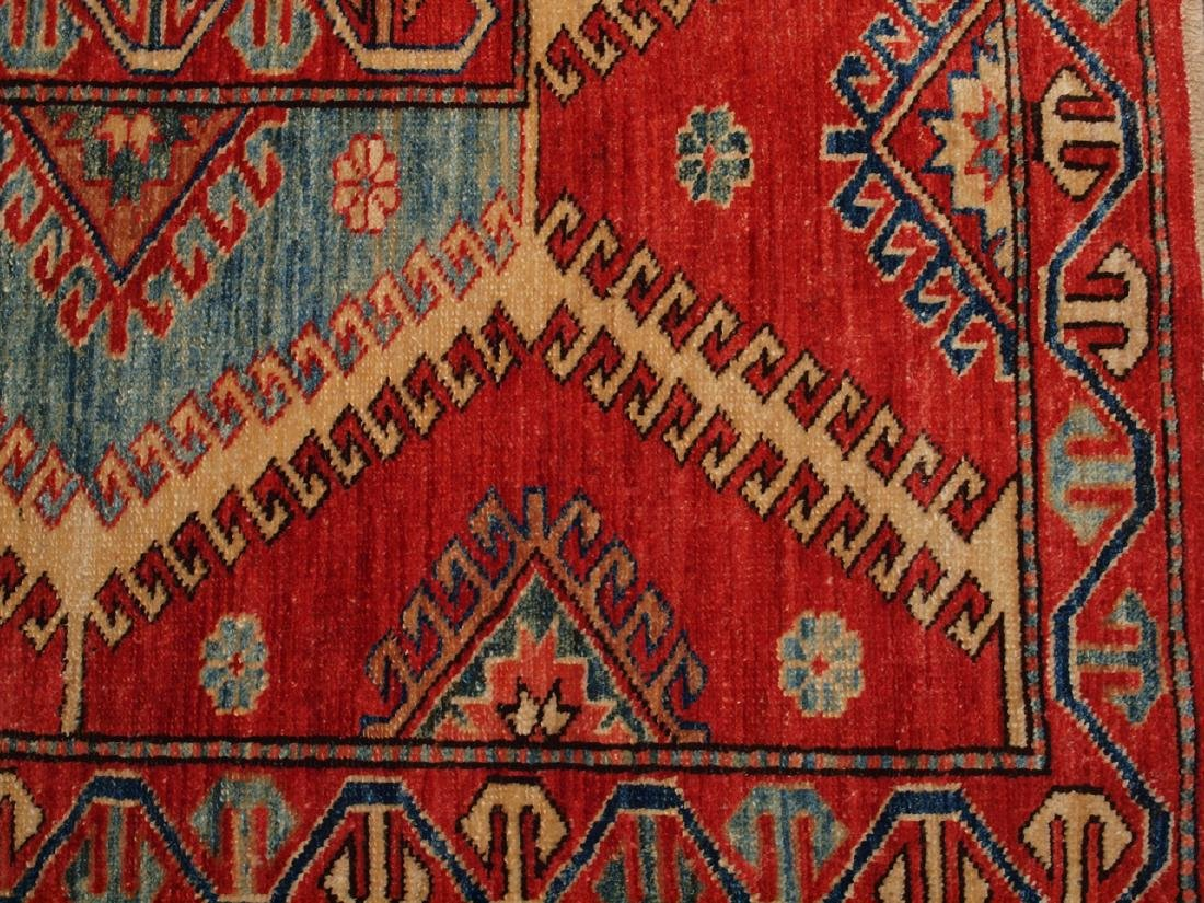 Shirvan Baft Carpet 6.25 x 4.5 FT - 4