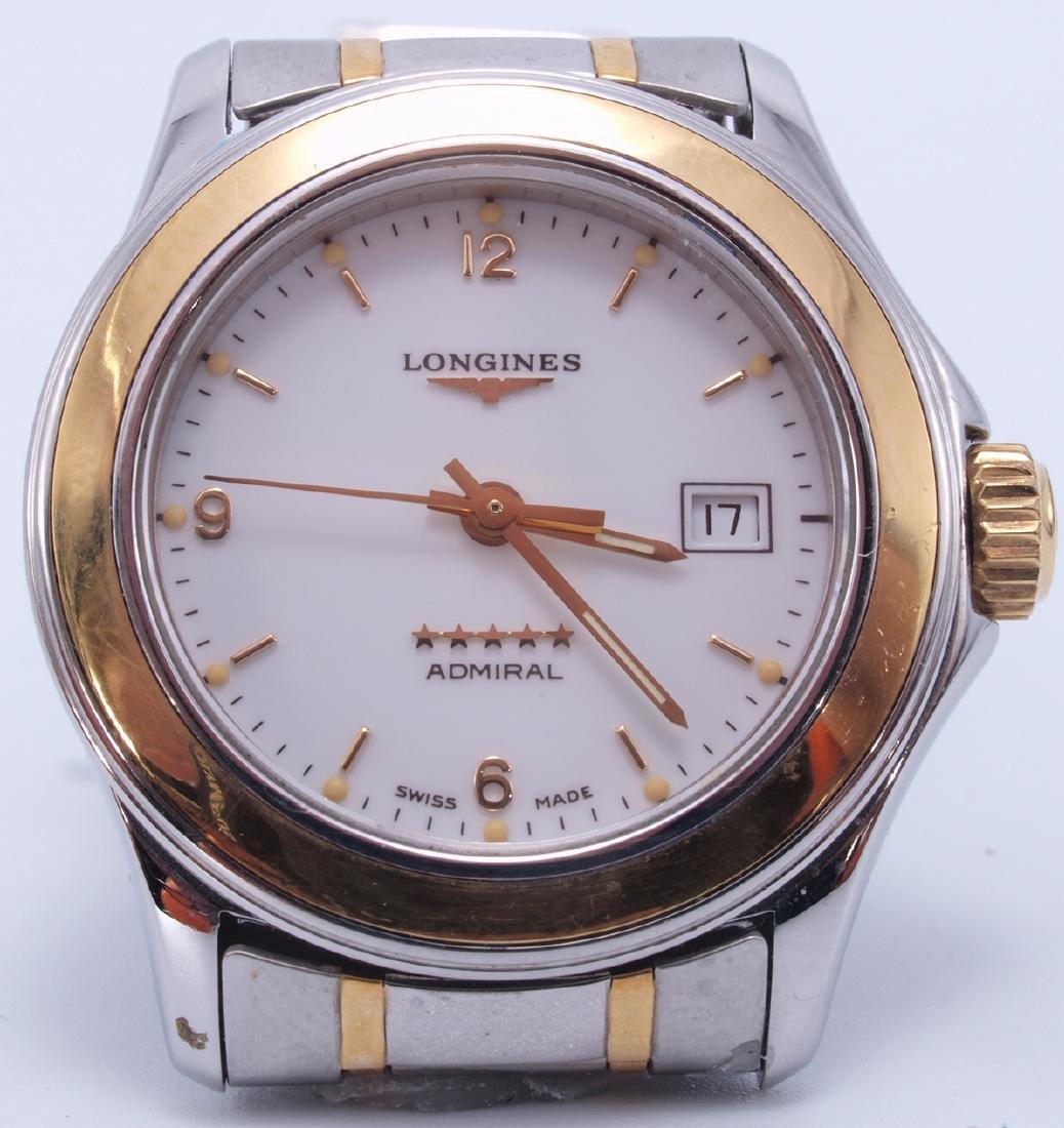 Longines Lady Admiral Wrist Watch