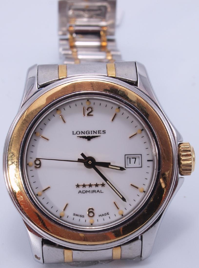 Longines Lady Admiral Wrist Watch - 2