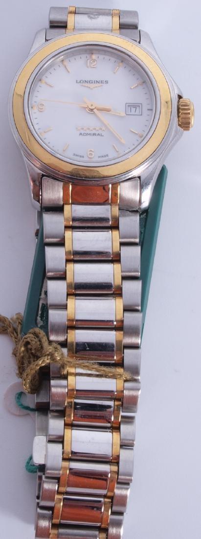 Longines Lady Admiral Wrist Watch - 3