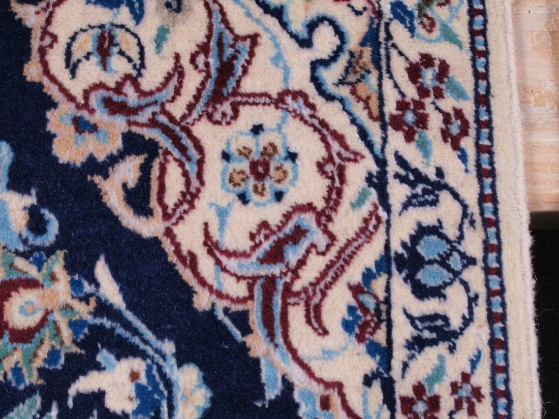 Pair of Nain 4 Strand Rugs 2.75 x 1.5 FT - 7
