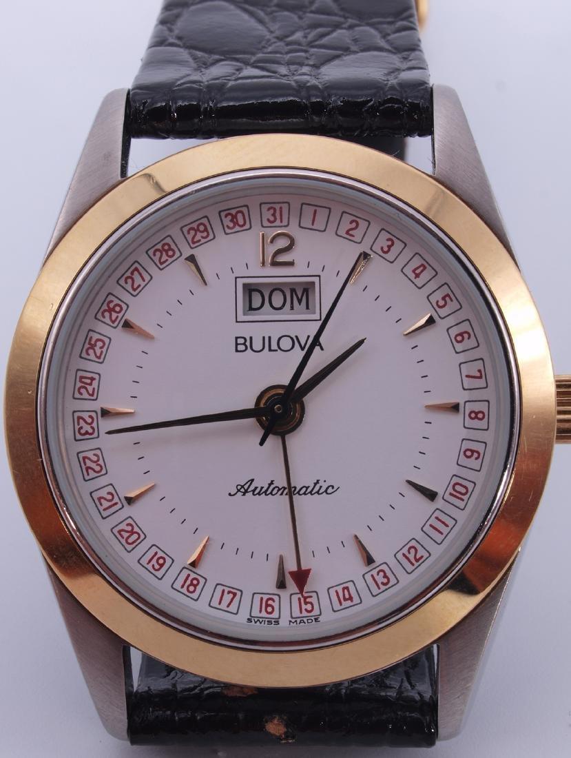 Vintage Bulova Wrist Watch