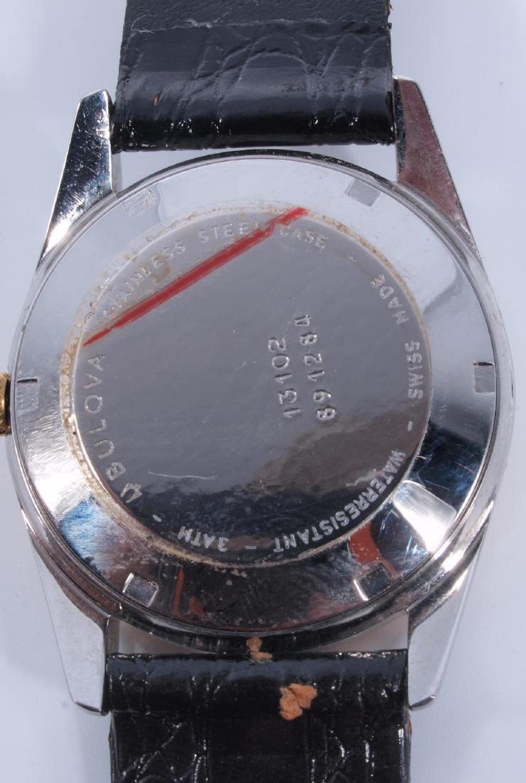 Vintage Bulova Wrist Watch - 4