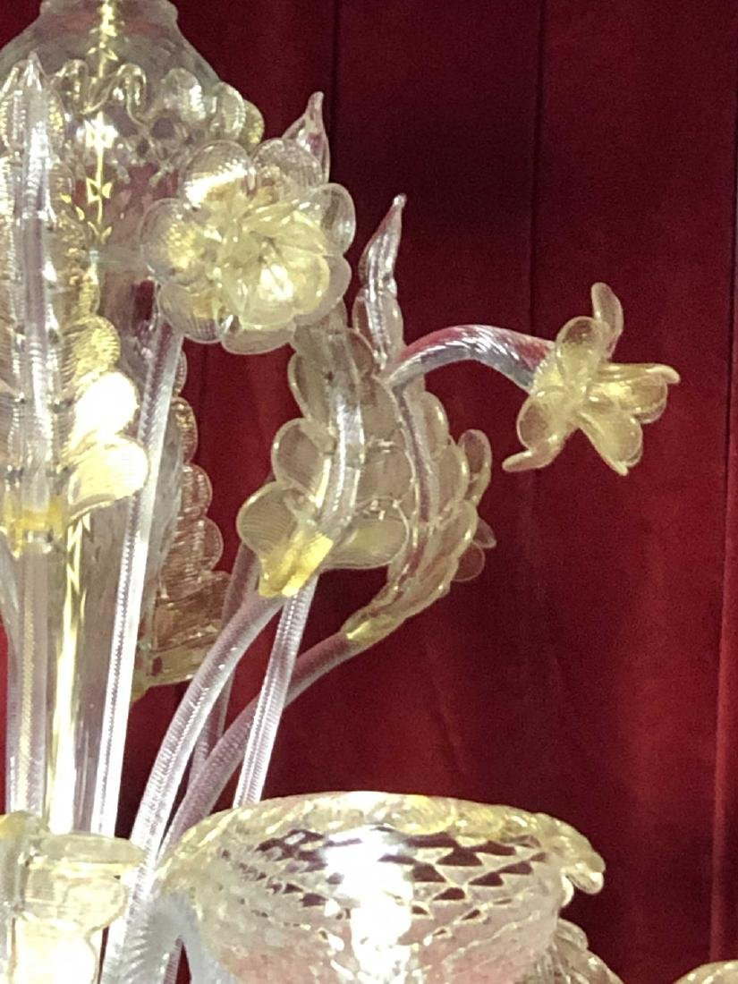 Original Murano Chandelier - 4
