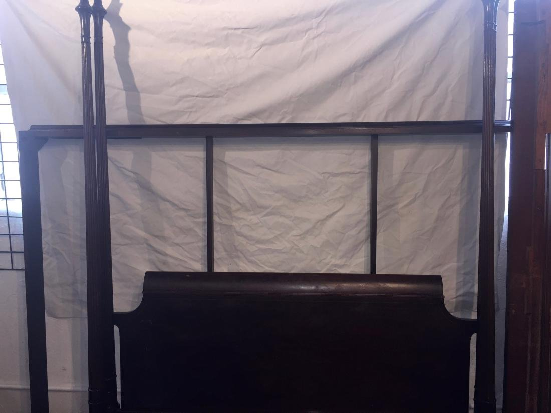 Four Poster Canopy Bed - 4