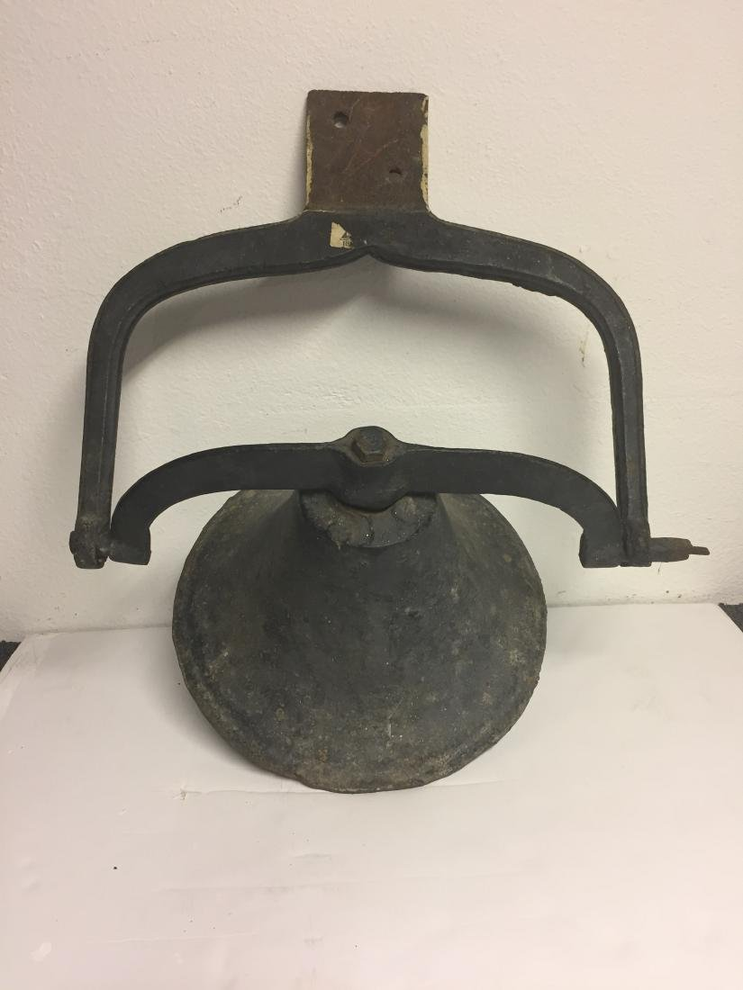 Antique Harbor Bell from Connecticut