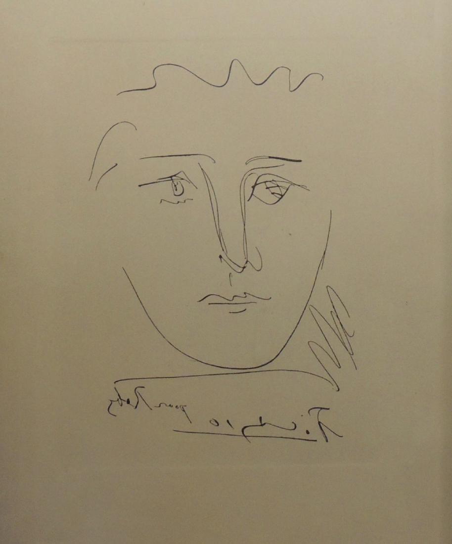 Pablo Picasso - 1881-1973 - Spanish - Original Etching