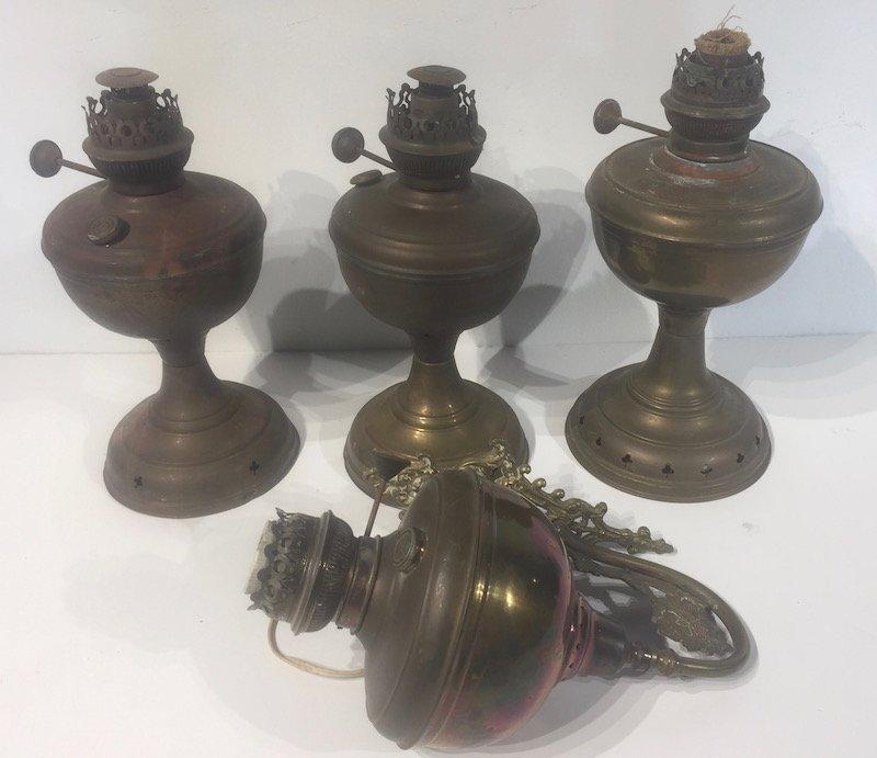 Antique Russian & Turkey Lanterns
