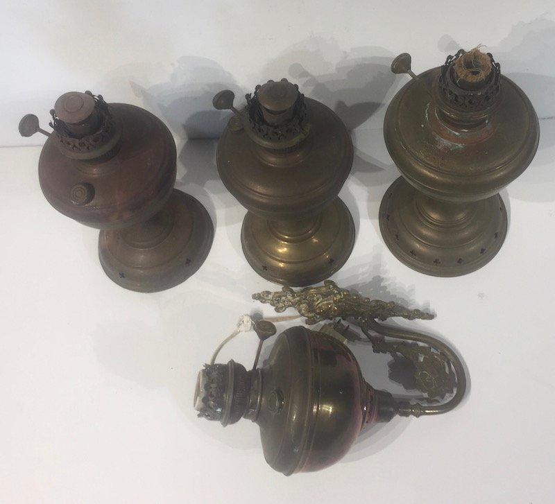 Antique Russian & Turkey Lanterns - 2
