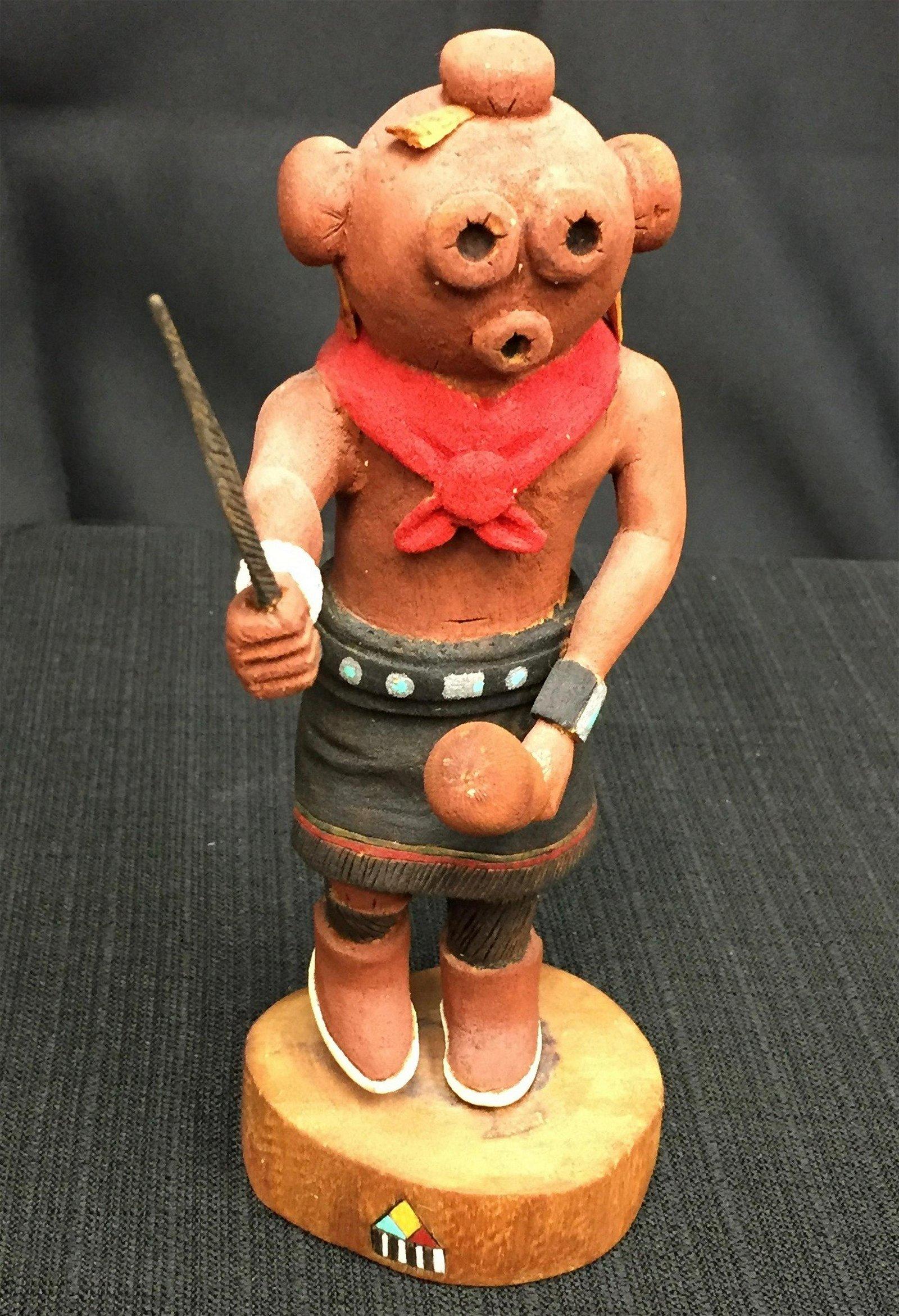 Watson Nemok - Mudhead - Kachina Doll