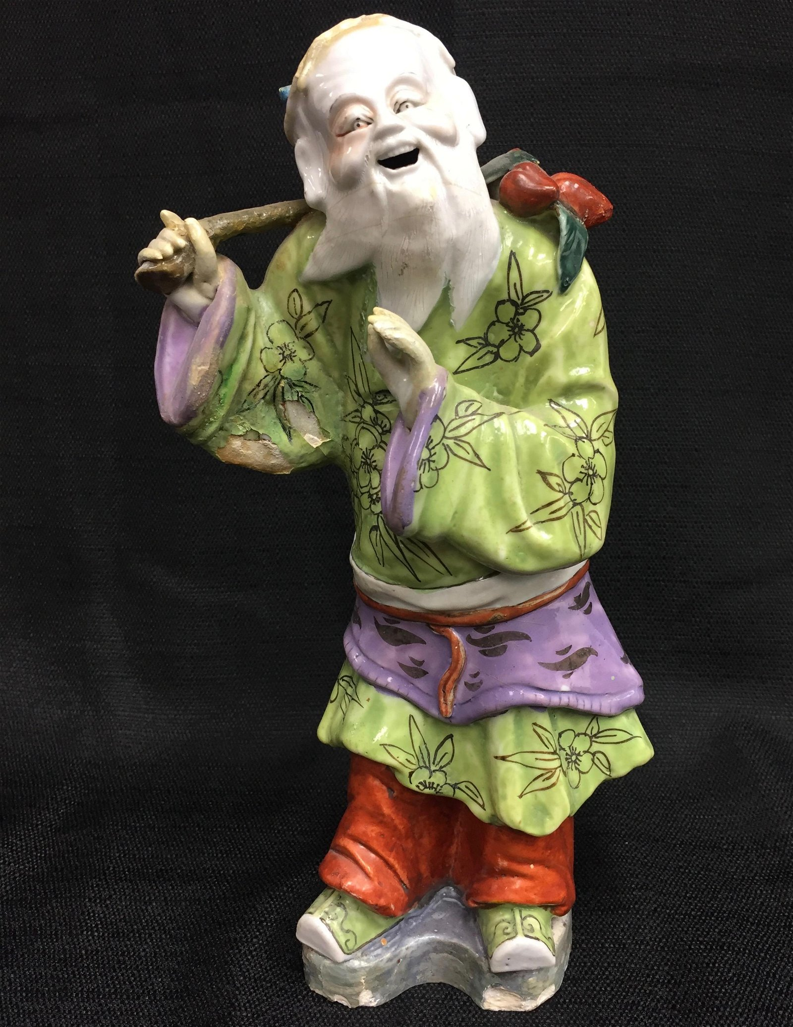 Chinese Ceramic Figure