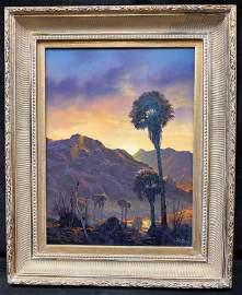 Dale Terbush | Original Painting on Canvas