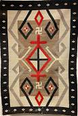 Navajo Early Crystal Style Rug | Whirling Log's