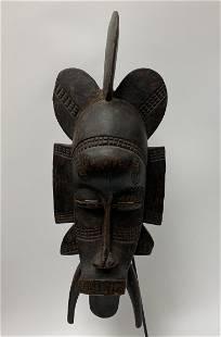 African Senufo Mask