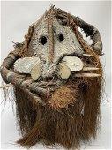 Blackwater River Basket Mask
