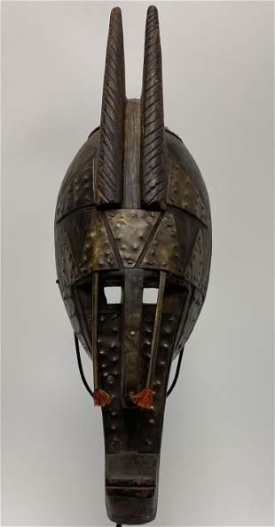African Mali Mask
