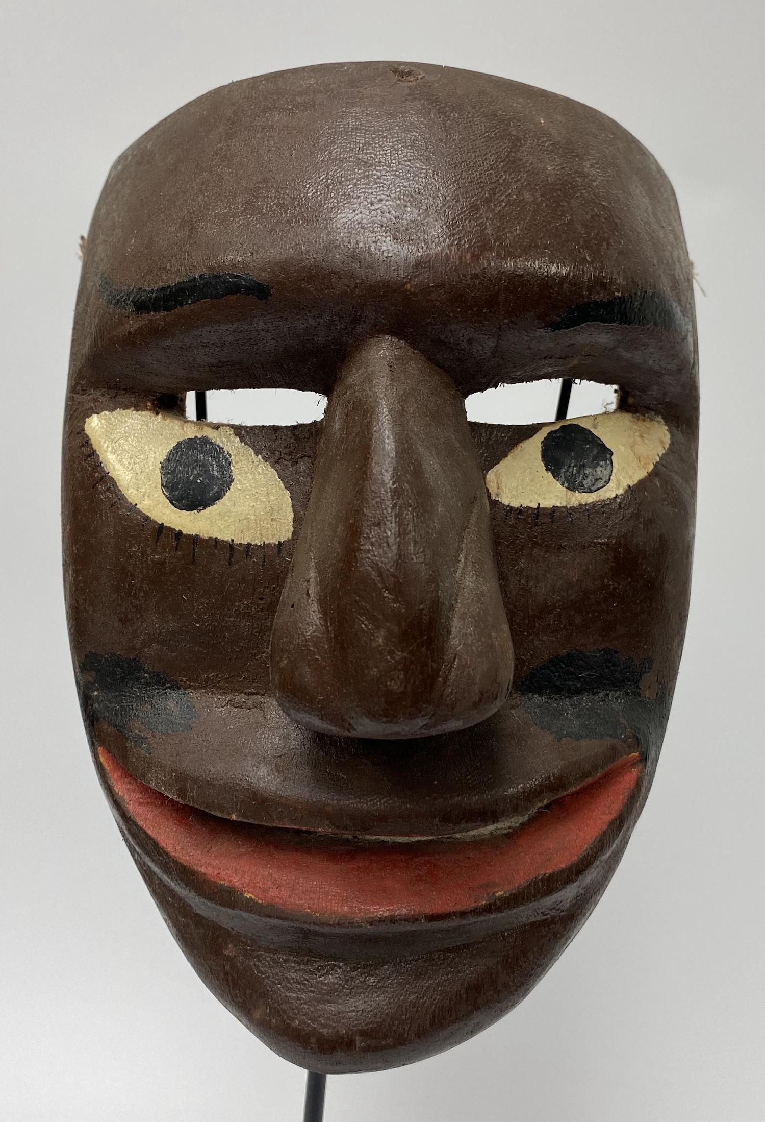 Mexican Chilolo Mask