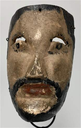 Mexican Dance Mask