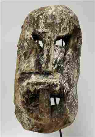 Antique Carved Mask
