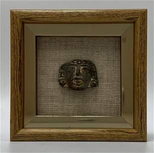 Pre-Columbian Artifact Mask