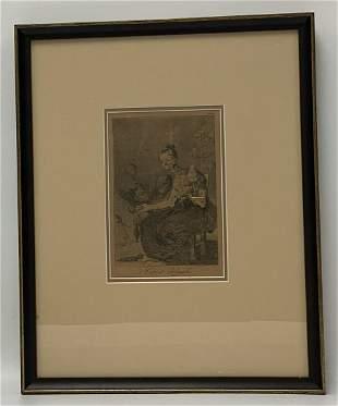 Francisco de Goya | Etching
