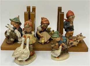 Rare Early Hummel Figurines