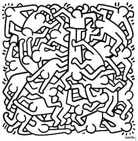 Keith Haring Prices - 4371 Auction Price Results