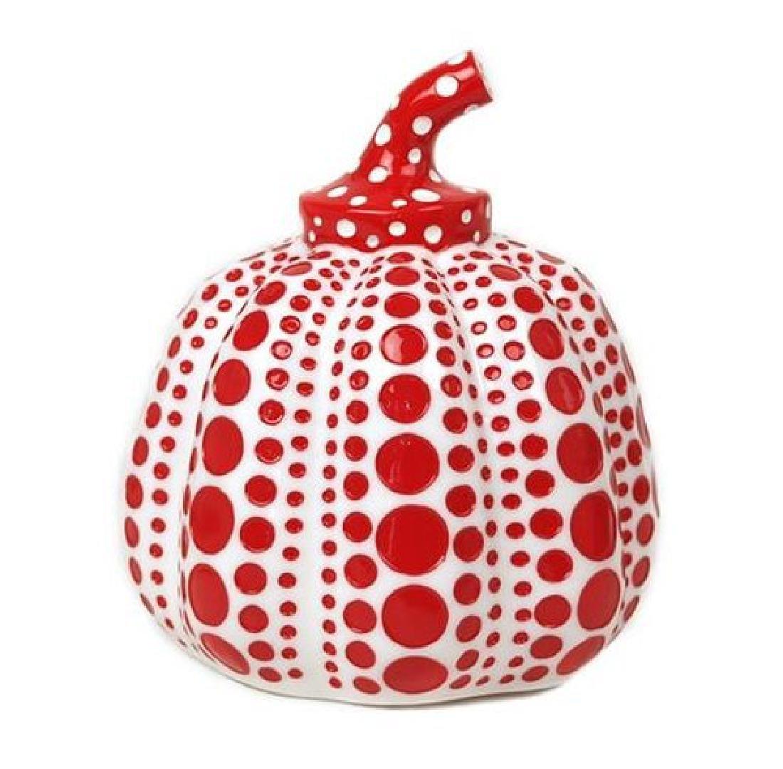 YAYOI KUSAMA Mini Pumpkin (red)
