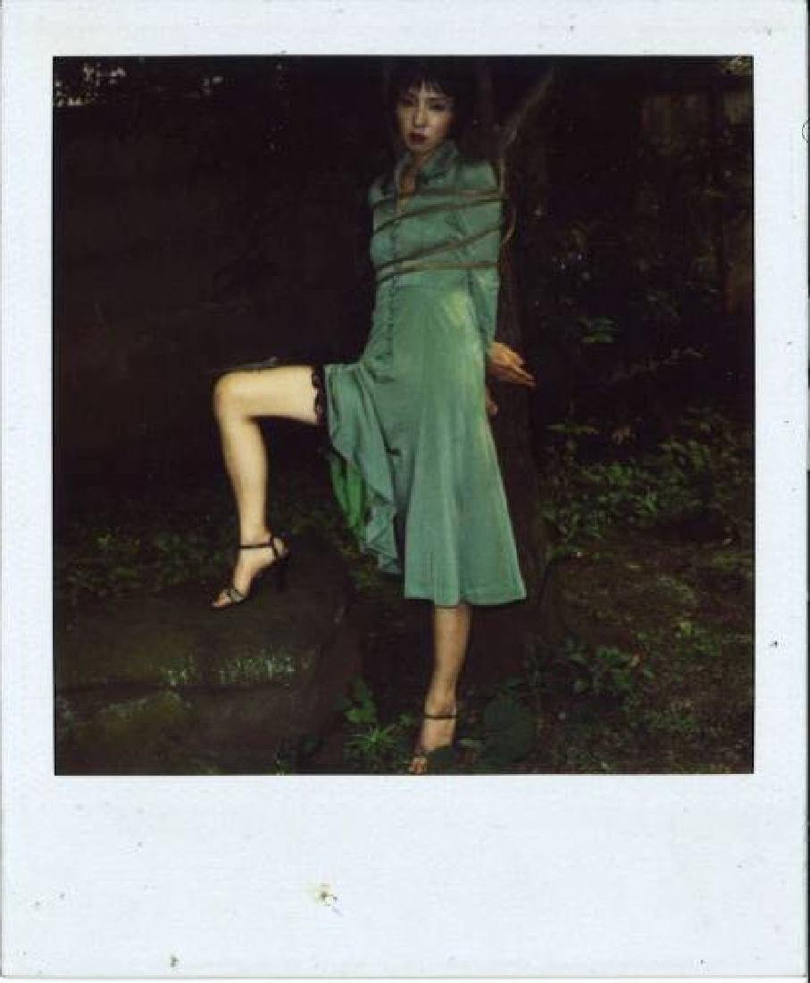 NOBUYOSHI ARAKI Polaroid