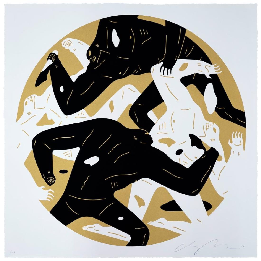 CLEON PETERSON  Out of Darkness