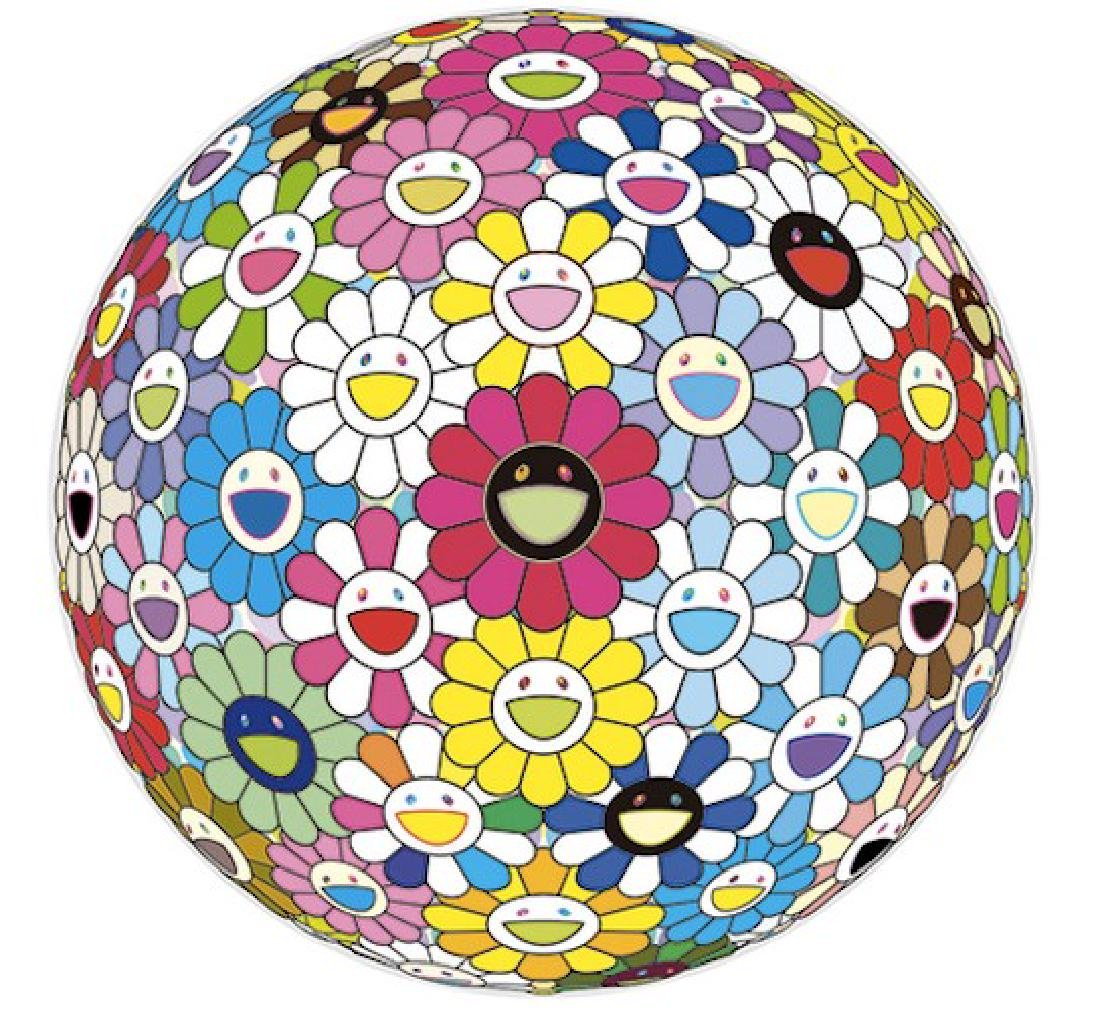 TAKASHI MURAKAMI  Hold Me Tight