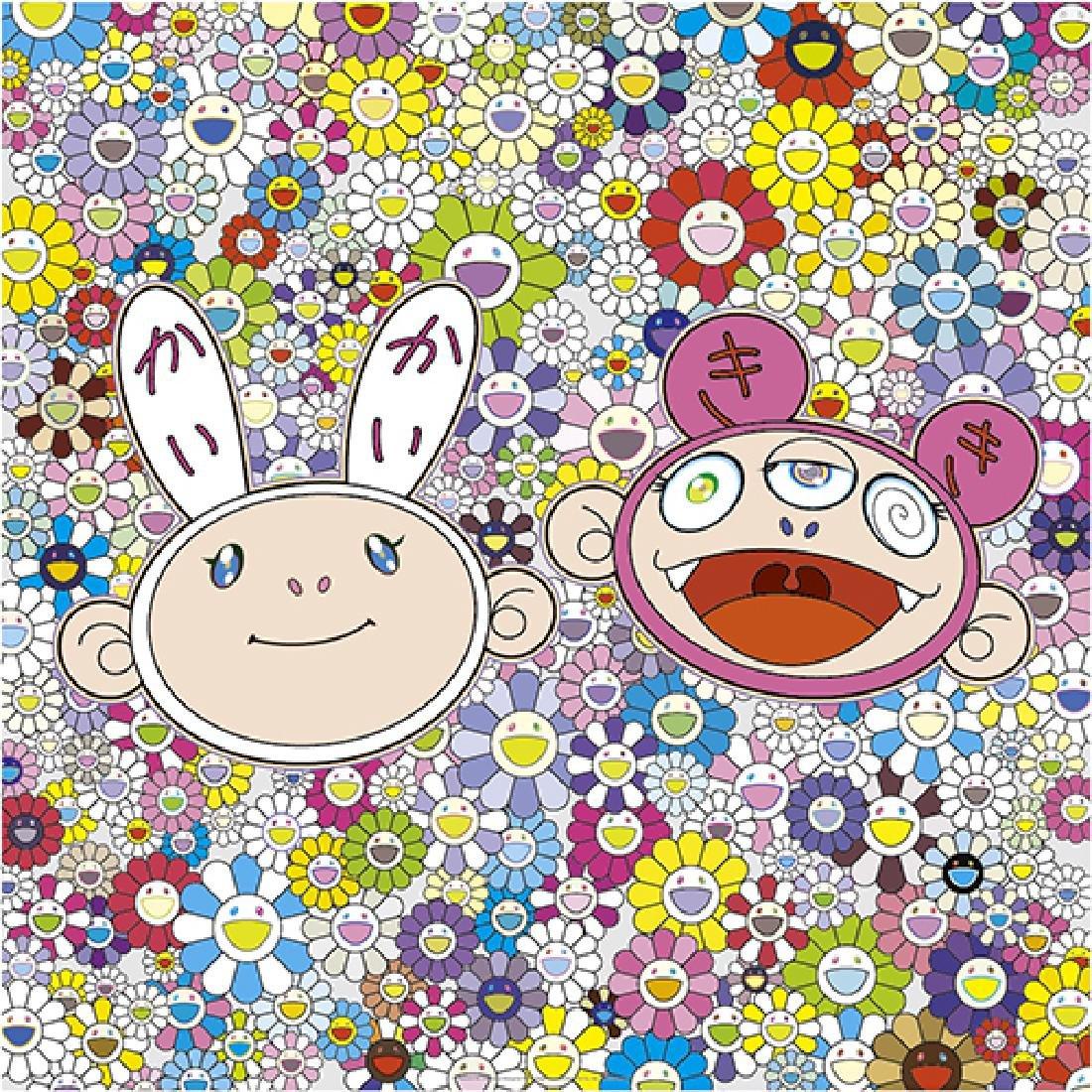 TAKASHI MURAKAMI  Kaikai & Kiki: Dreaming of Shangri-la