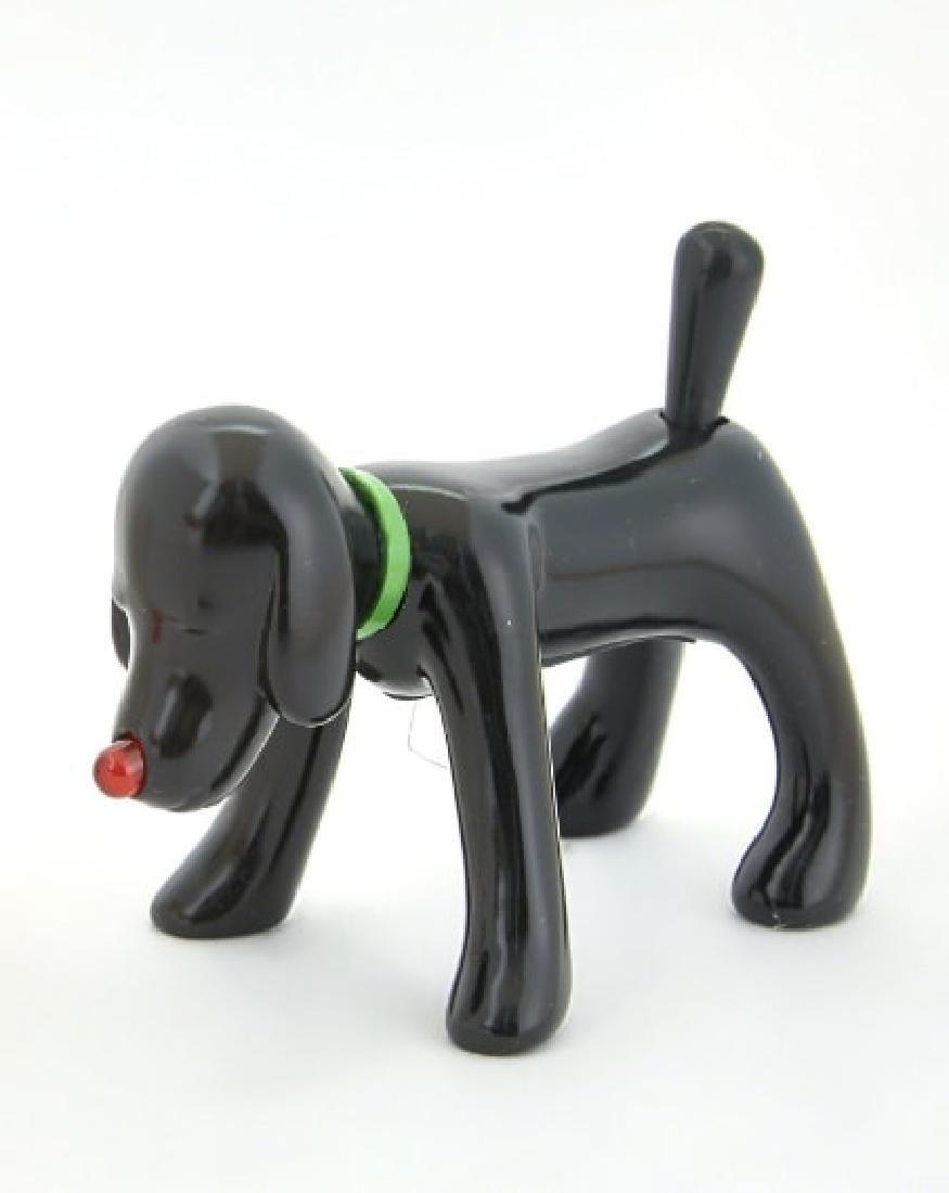 YOSHITOMO NARA Shinning Doggy Black