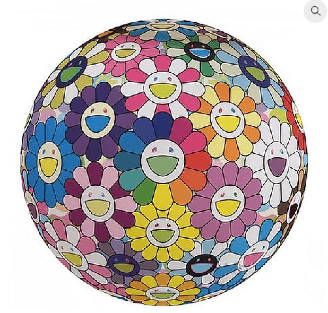 TAKASHI MURAKAMI  Annular Solar Eclipse