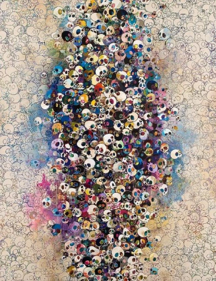 TAKASHI MURAKAMI  Who's Afraid of Red, Yellow, Blue And