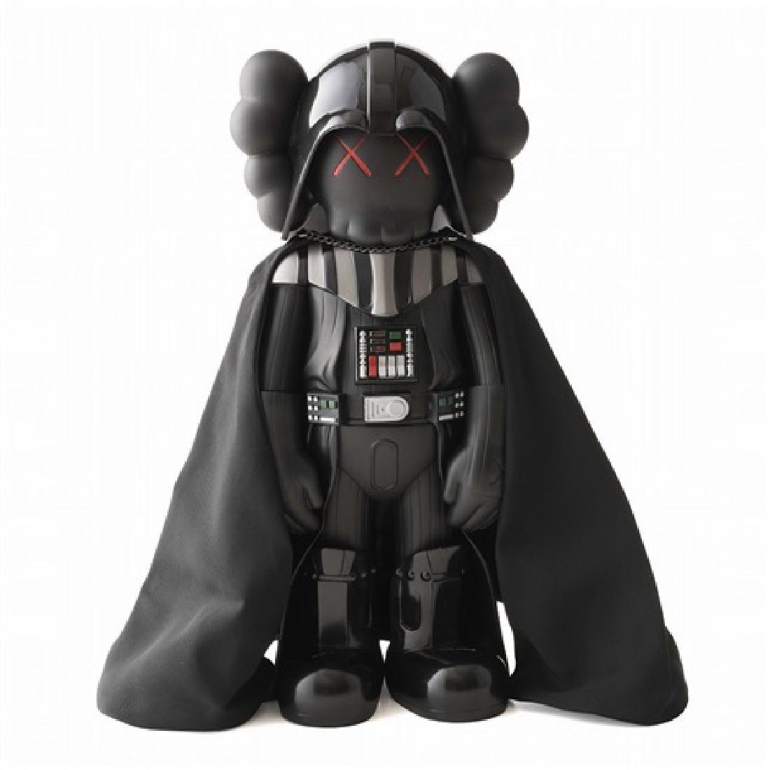 KAWS Darth Vader