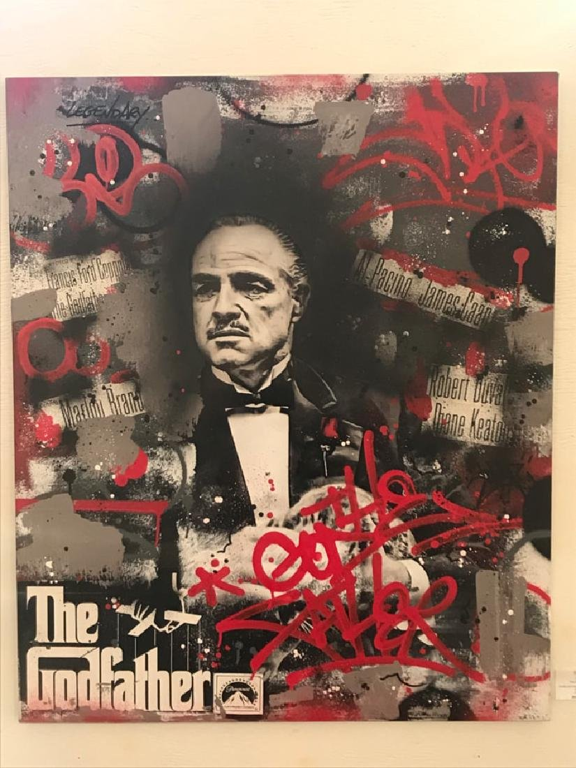 COPE 2 GodFather Painting