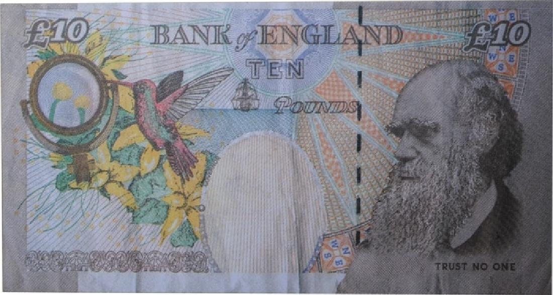 BANKSY Difaced Tenner - 2