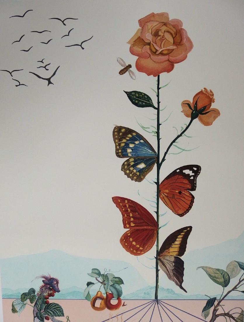 Flordali, 1981, signed lithograph - Salvador Dali
